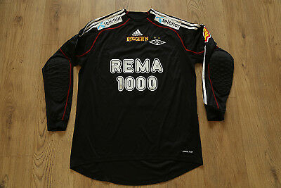Rosenborg BK RBK Norwegen Fußball Trikot Norway Football Shirt Goalie ADIDAS XL