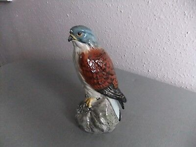 Beswick Kestrel Beneagles Whisky Flask Empty