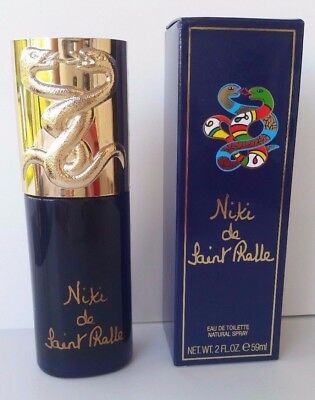 Flacon Parfum Niki de Saint Phalle vaporisateur 50ml EdT collection parfumeur