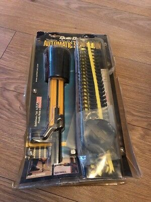 New Quik Driver Automatic Screwgun Decking Loft Boarding Drywall Platerboard