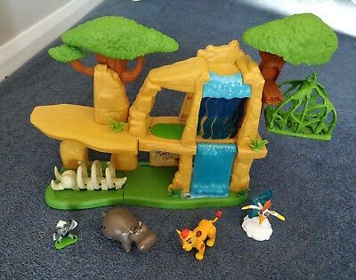 Lion Guard playset simba disney