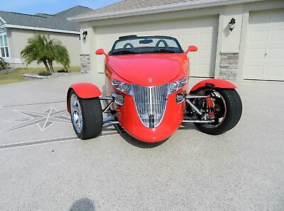 1999 Plymouth Prowler Convertible 1999 Plymouth Prowler Base 3.5l