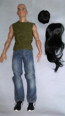 New Moon Tonner Twilight Jacob Male doll 17 with outfit