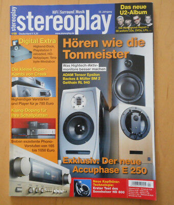 Stereoplay 2008 und 2009
