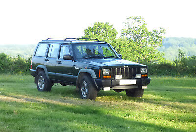 Jeep Cherokee XJ '98 4.0 Sport 4x4 61K Miles from new Low Milage Classic SUV