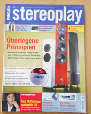 Stereoplay 2012 + 2015