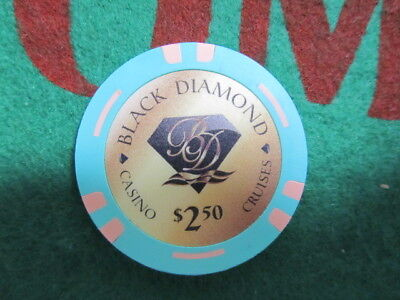 $2.50 BLACK DIAMOND CASINO CRUISE + FREE Las Vegas Bonus Mystery Poker Chip