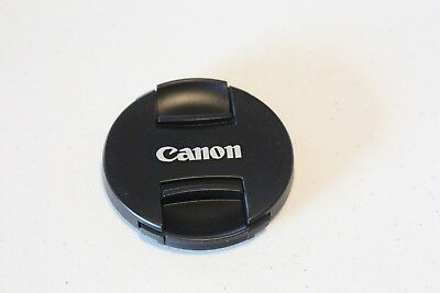 72mm DSLRs Camera lens Center Pinch Snap Cap Cover for Canon Camera Japan Made