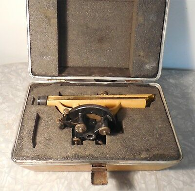 Berger Instruments Model 190B Transit with Case