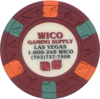Wico Gaming red sample chip