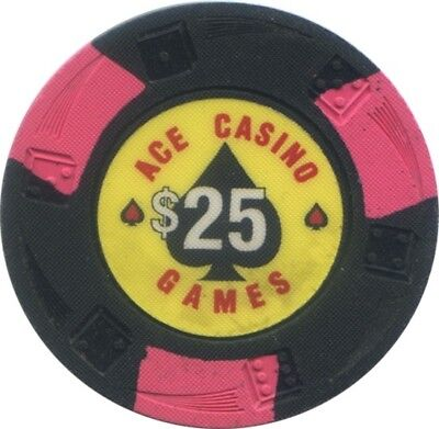 Ace Casino Games sample chip