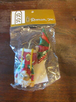 Charming Tails Dean Griff Girtware Roman Clumsy Claus Geronimo!!! Item 67301