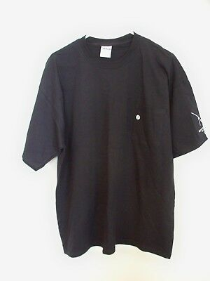 M Resort & Casino Las Vegas Black Pocket T-Shirt XL New