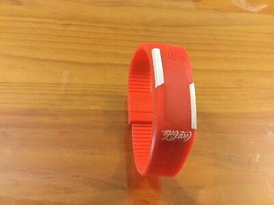 Collectable Coca Cola Watch ( Working )