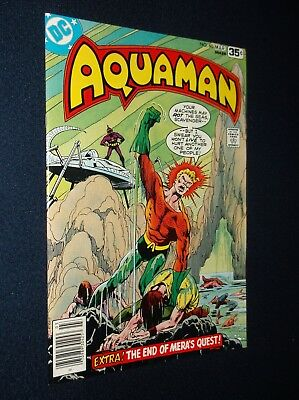 AQUAMAN #60 {Scavenger, Ravager, Plunder, Thief!} - Nice-looking copy (VF-/VF)!