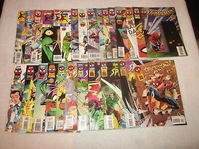 Untold Tales Of Spider-Man 1-25 + More Vf/nm!!!