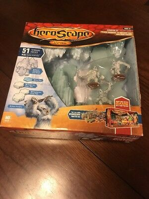 HEROSCAPE: Thaelenk Tundra Expansion Set-Glacier Mountains Ice and Snow Pack