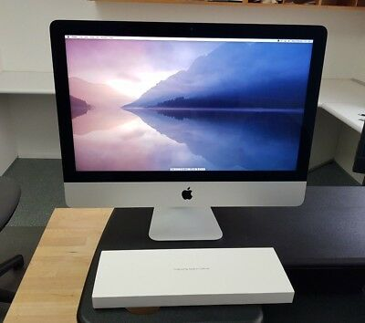Like New 2017 Apple 21.5-inch iMac 3.0GHz i5 with 4K Retina Display