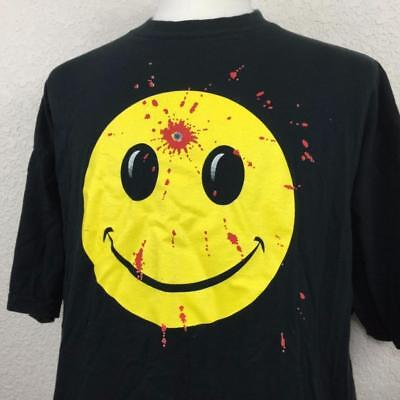 Vintage 90S Nos Grunge Suicide Smiley Face Have A Nice Day Nirvana T Shirt 2Xl