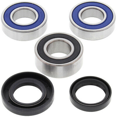 All Balls Rear Wheel Bearing + Seals Kit Husqvarna Husky TE610 1999 | WR125 1999