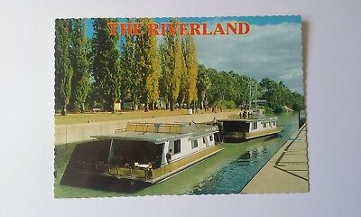 THE RIVERLAND - Postcard - SOUTH AUSTRALIA - AUSTRALIA