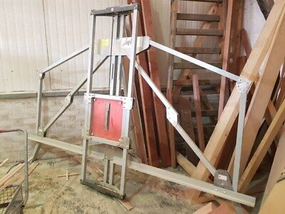 Zapkut Vertical Panel Saw - Frame Only