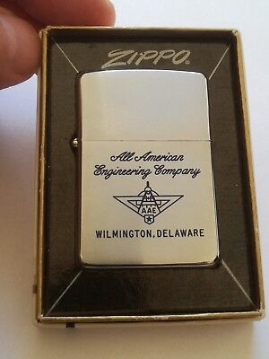 "Zippo "" All American Engineering Company"" 1968"