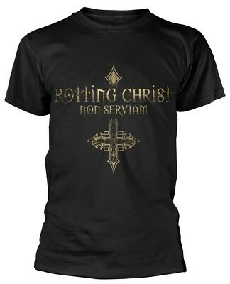 Rotting Christ 'Non Serviam' T-Shirt - NEW & OFFICIAL!