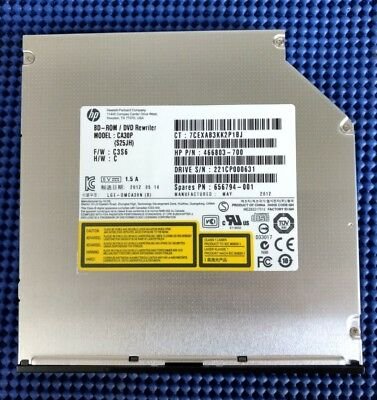 HP/LG Blu-Ray Player & DVD Burner Drive CA30P Slot-Load for AIO, laptops, iMac