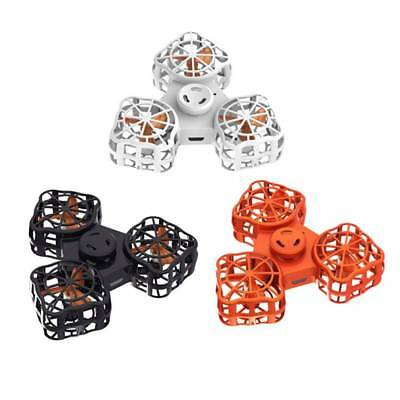 Flying Fidget Anti-Anxiety Mini Drone Spinner Toys Kids Adult Stress Relief Toy
