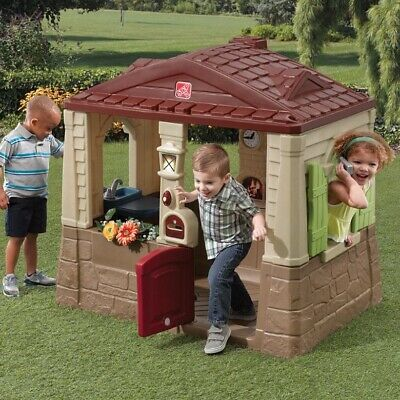 Permanent Playhouses Tents Tunnels Playhuts Outdoor Toys