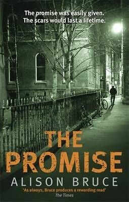The Promise By Alison Bruce NEW (Paperback) Book with free delivery