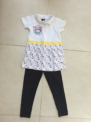 Girls Dress Hello Kitty Age 5-6