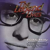 The Legend Lives: 15 Fantastic Guitar Instrumentals of Classic Holly Hits, Buddy