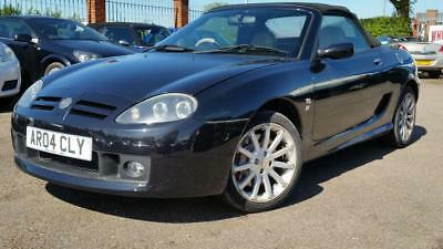 MG TF 1.8 135 Full Service History, Lovely Roof, Leather Etc