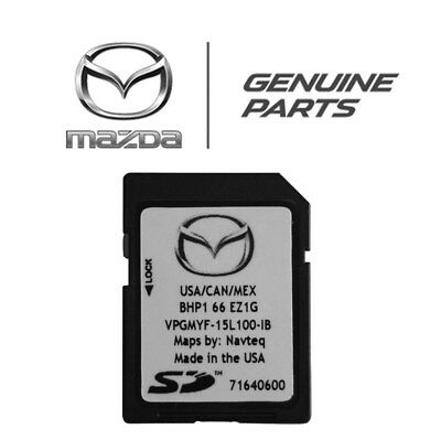 Latest 2018 2017 2016 MAZDA GPS Navigation SD Card BHP166EZ1G Mazda 3 6 CX3 CX-5