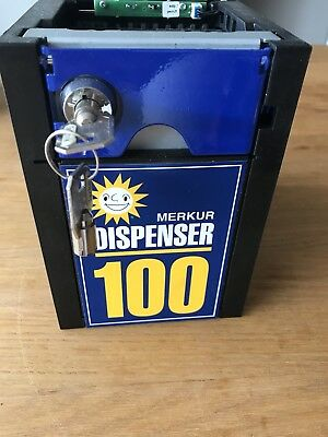 Merkur MD100 Modul, Dispensermodul für Merkur Dispenser MD100