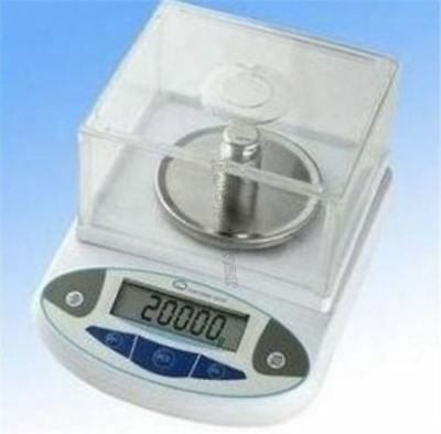 New Scale 200G 0.001G Precision Lcd Digital Balance cg