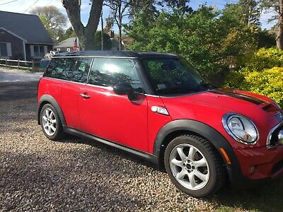 2010 Mini Clubman S 2010 Mini Cooper S Clubman in Excellent Condition.