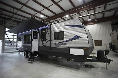 Keystone springdale summerland 2930RK camper rv travel trailer rear kitchen