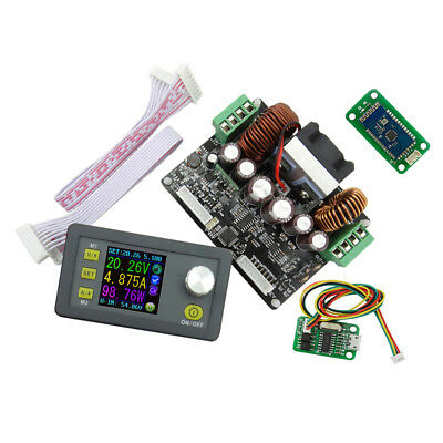 DC-DC Digital Control Power Supply Step Up Step Down Power Converter LCD