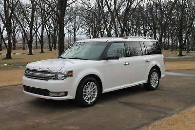 Ford Flex SEL 1 Owner Perfect Carfax SEL  1 Owner  Perfect Carfax One Owner Perfect Carfax Heated Leather Seats Navigation MSRP New $37180