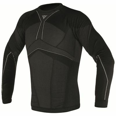 Dainese D-Core Aero Base Layer Shirt Black/Anthracite MD