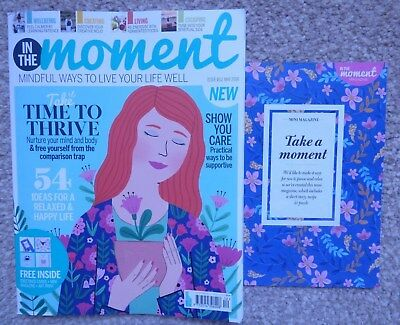 In The Moment Magazine Issue 12  - May 2018