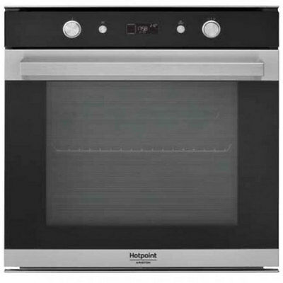 98005 HOTPOINT ARISTON Hotpoint Ariston Forno Incasso Cm. 60 - Inox ...