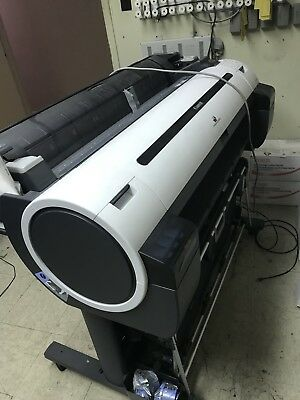 Canon IPF765 plotter Wide format Only 18K Ultra low meter- Call for best pricing