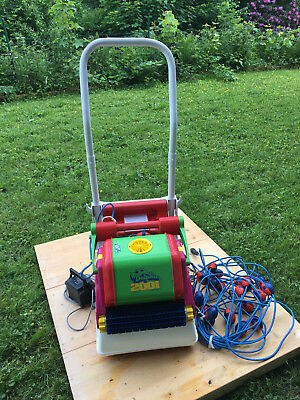 Poolroboter Dolphin 2001 Caddy