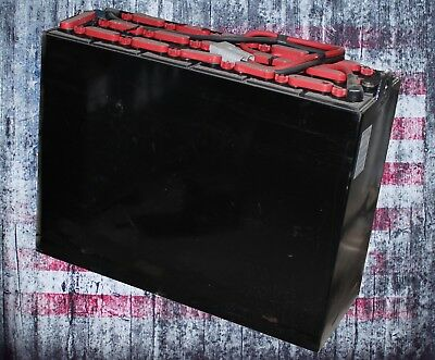 Refurbished 18-125-13 36V 750 ah Industrial Forklift Battery 1 year warranty
