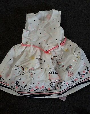 new with tags 18-23 months primark baby toddler girls summer dress
