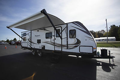 2018 Keystone Passport Grand Touring 2920BH Travel Trailer Bunkhouse Camper